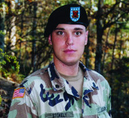 Michael Stokely was killed in Iraq in August 2005.