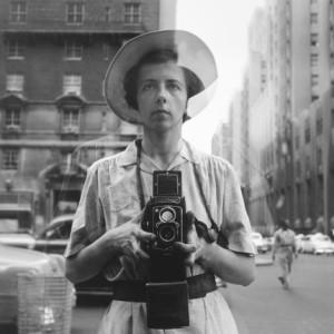 Vivian Maier (February 1, 1926 – April 21, 2009)