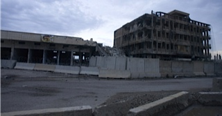 Ramadi looked apocalyptic when the Sunni insurgency raged there in 2006.